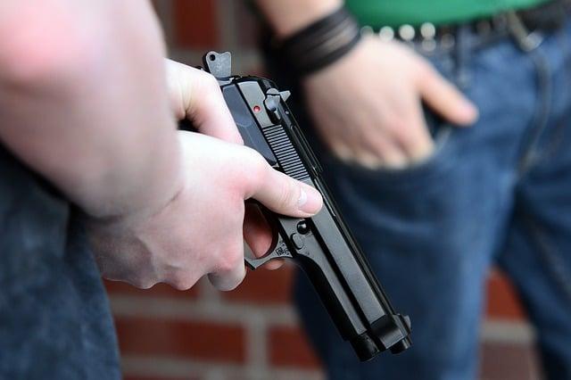 עורך דין עבירות נשק